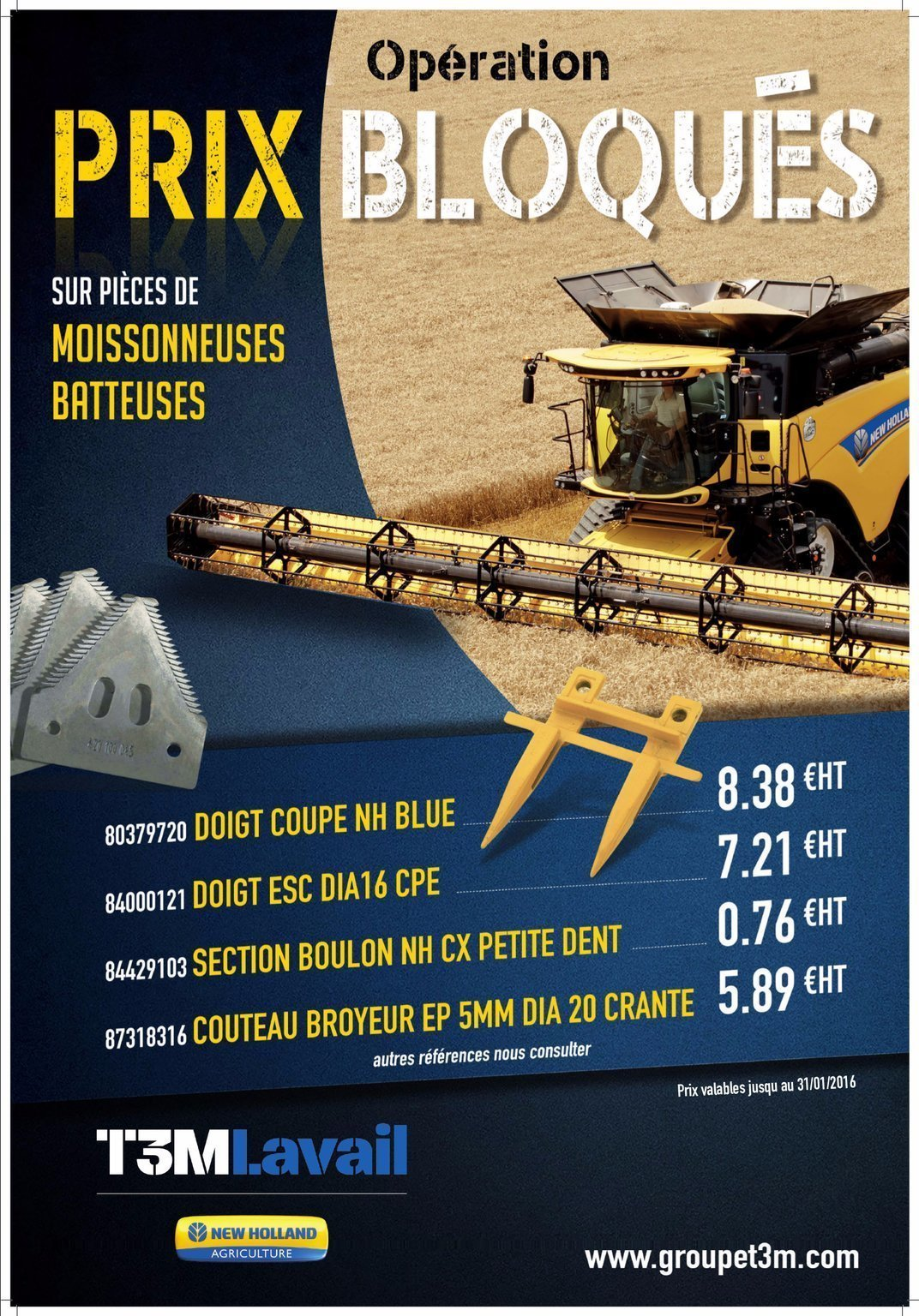 New Holland discount !!!